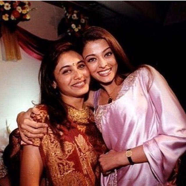 Rani Mukherjee And Aishwarya Rai Aishwarya Rai Rani Mukerji Aishwarya Rai Bachchan