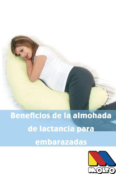 Beneficios de la almohada de lactancia para embarazadas. Almohada de lactancia Moltó
