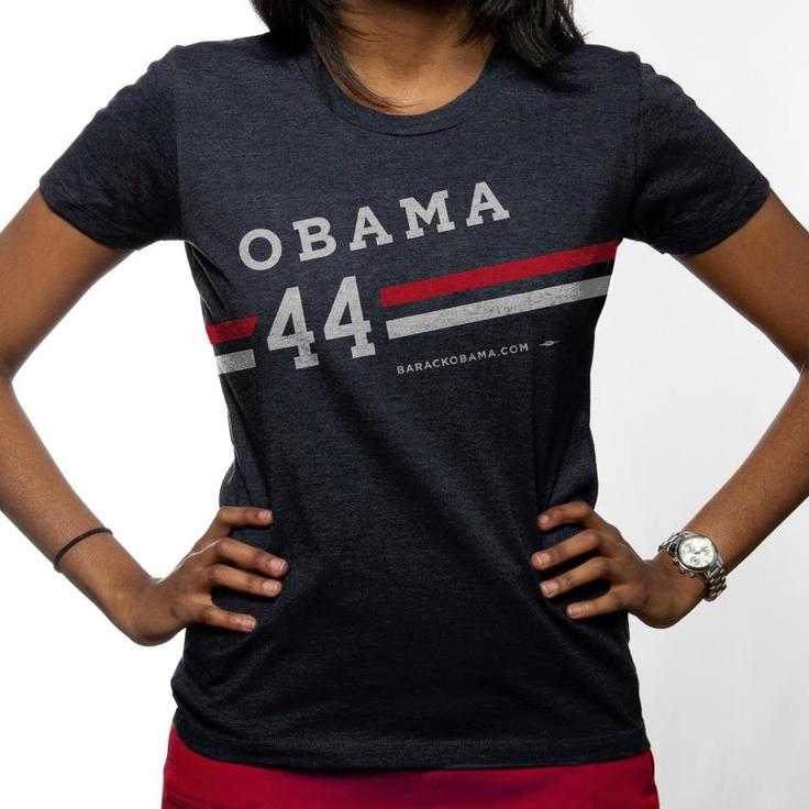 tee obama vintage