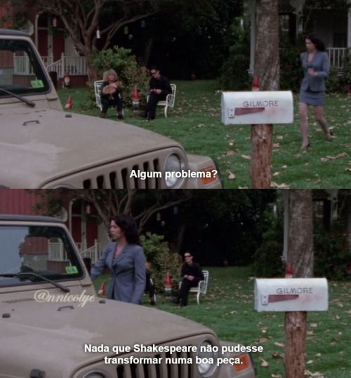 Gilmore Girls 1x02 - The Lorelais' First Day at Chilton