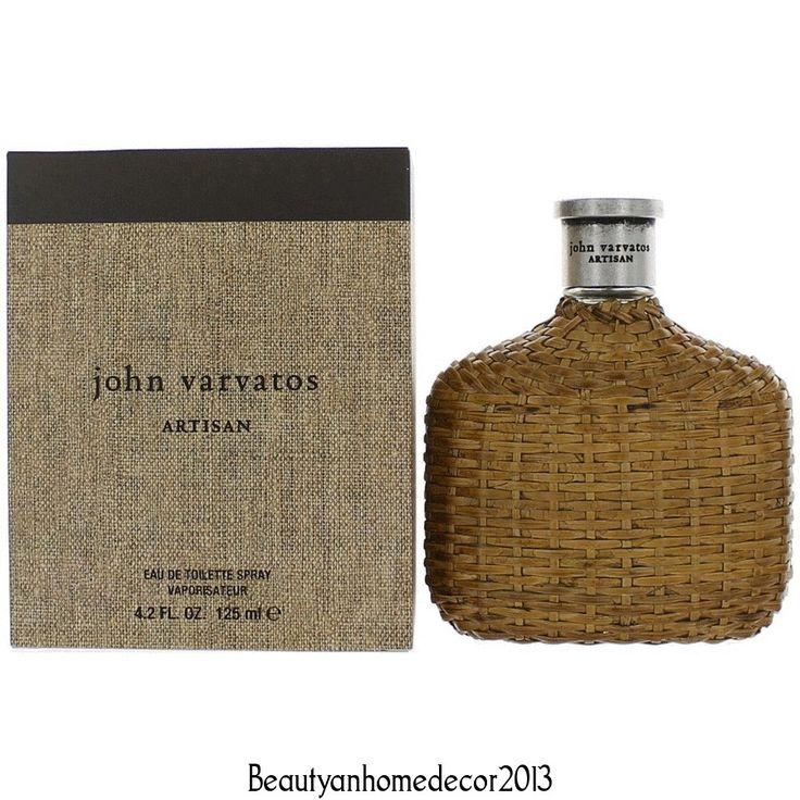 John Varvatos Artisan Cologne by John Varvatos 4.2 oz EDT Spray MEN NIB #JohnVarvatos