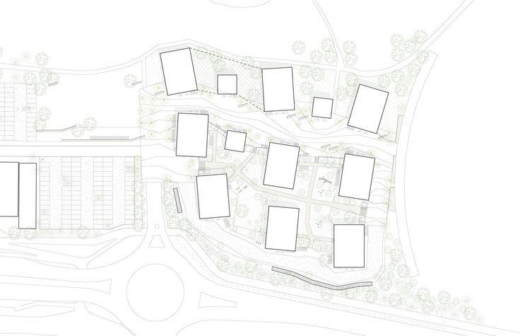 KjellanderSjoberg Golfbacken siteplan