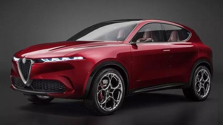 Alfa Romeo Tonale Foto Rubate Ecco Il Nuovo Suv Compatto La Stampa Alfa Romeo Suv Concept Car