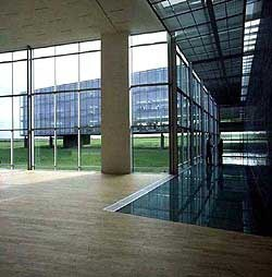 KHR AS Architects  Bang & Olufsen Headquarters