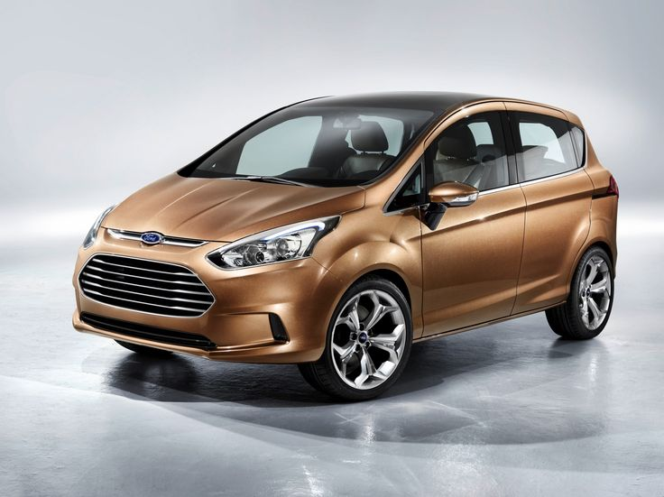 Ford Fiesta Concept B MAX Motor CompanyKonzeptfahrzeugeTraumautosUpcoming Cars