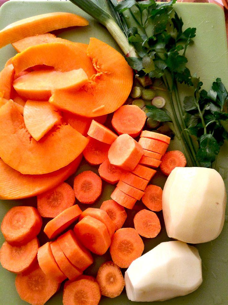#orange#carote #zucca #gusciduovo