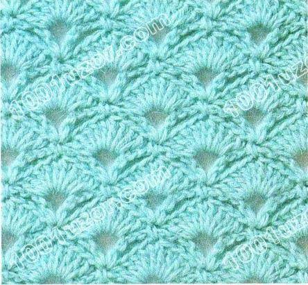 lots of stitch pattern charts