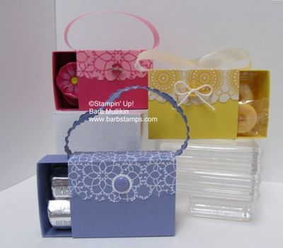 Paper Purses/Gift Boxes