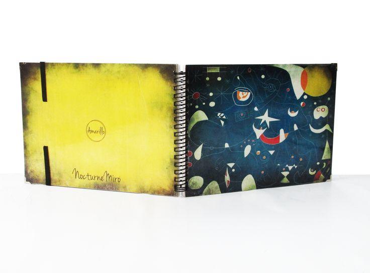 Adaptación Joan Miró LA NOCHE