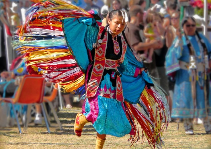 Every year, the end of the summer here brings with it the annual Curve Lake First Nations Pow Wow.