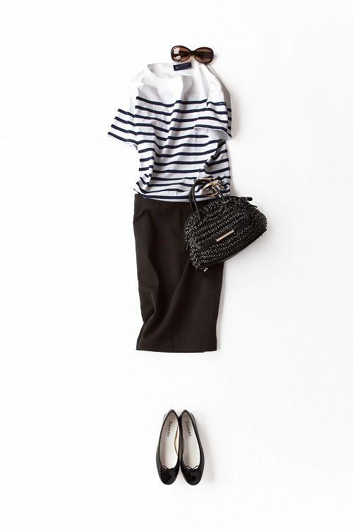 Kyoko Kikuchi's Closet | キュートに着るタイトスカート