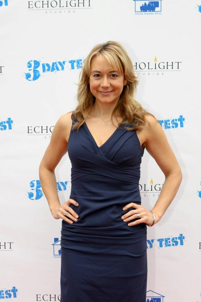 Actress Megyn Price    TD Photography - Trisha Daniels    Los Angeles Premiere of 3 Day Test.