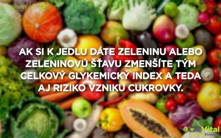 Vedeli ste tento fakt o zelenine? Nemala by chýbať pri každom jedle. 😉