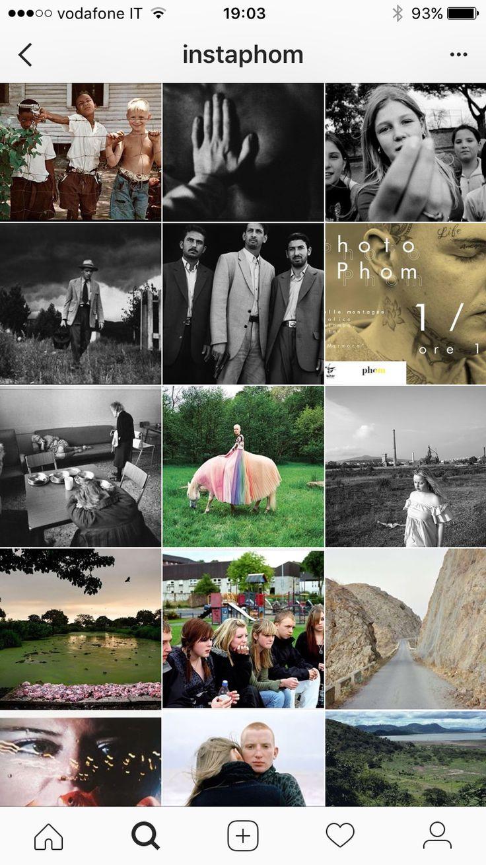 sull'account Instagram di Phom https://www.instagram.com/instaphom/ il gioco #phomguess, l'iniziativa di Phom per il 2017 su Instagram. Una foto al giorno per indovinarne l'autore. E alla 100esima foto al più bravo abbiamo offerto la Phompizza. E alla 200esima un ulteriore sopresa.
