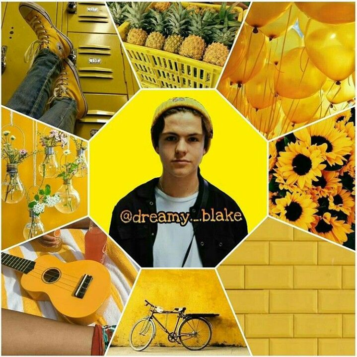 Yellow /Follow me on insta:@dreamy._.blake/