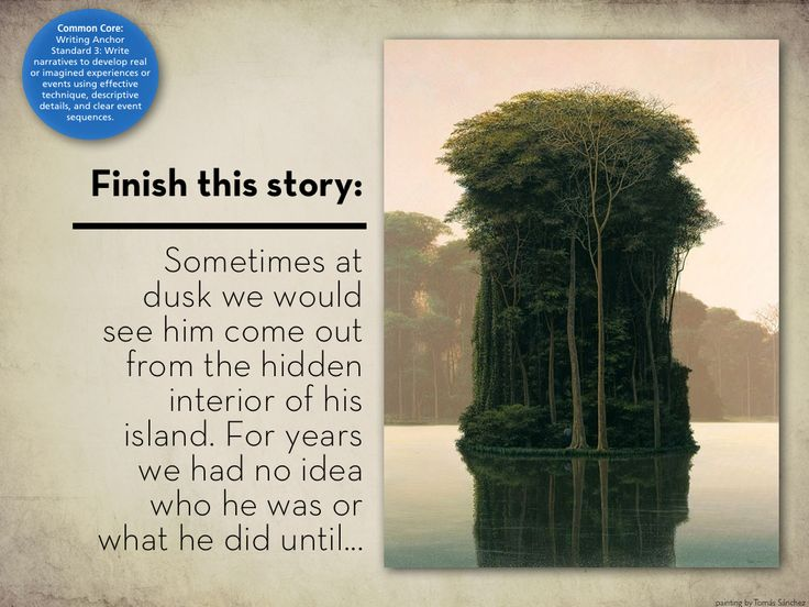 336 best images about Story Starters for School on Pinterest ...