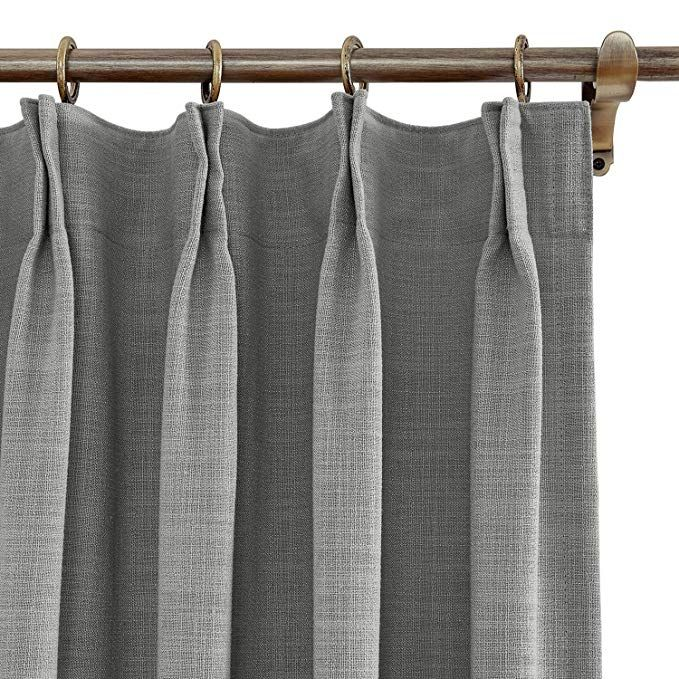 Amazon Com Chadmade Extra Wide Curtain Panels 100 W X 96 L