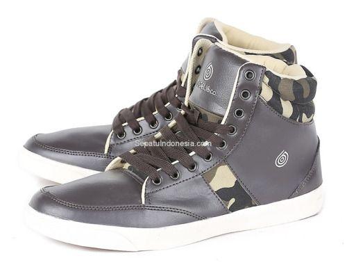 Sepatu pria GC 1056 adalah sepatu pria yang nyaman dan elegan....