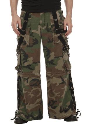 "Tripp NYC ""Camo Chain"" Combat Pants"