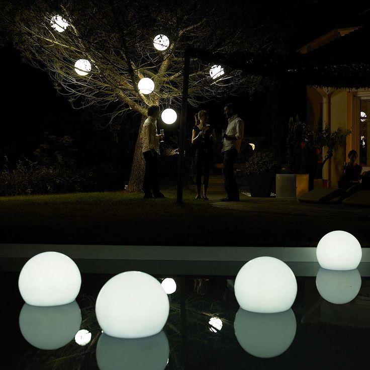 35 best Luminaires jardin images on Pinterest