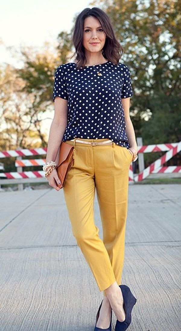 38 Formal Business Attire with Trousers for Women