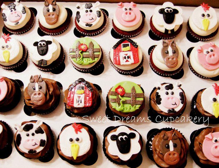 farm animal baby shower - Google Search