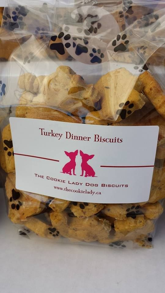 1/4 batch or small bag biscuits $10 http://instagram.com/cookieladydogbiscuits www.thecookielady.ca