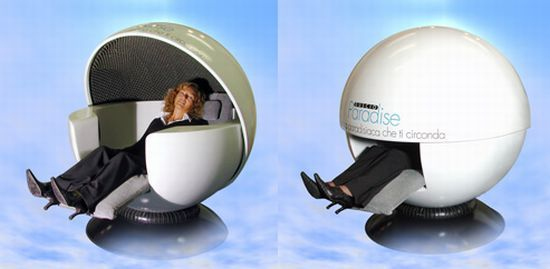 Coolest Sleeping Pods For Some Serious Napping Job