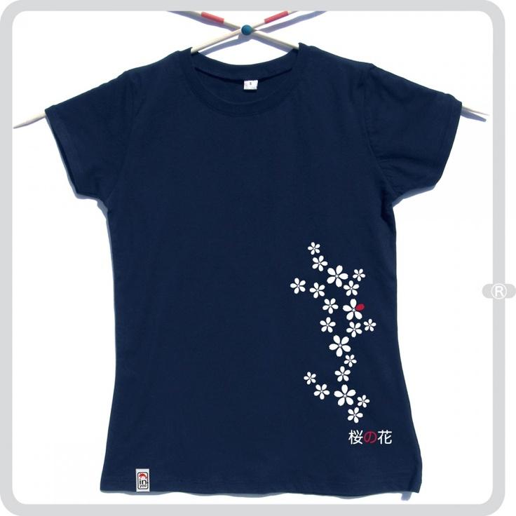 Une toute nouvelle marque de tshirts bio, sortie en France : in-yoo.  Tshits, polos et sweatshirts en coton bio et équitable pour femme, homme et enfant avec des graphismes sur le thème du Japon.