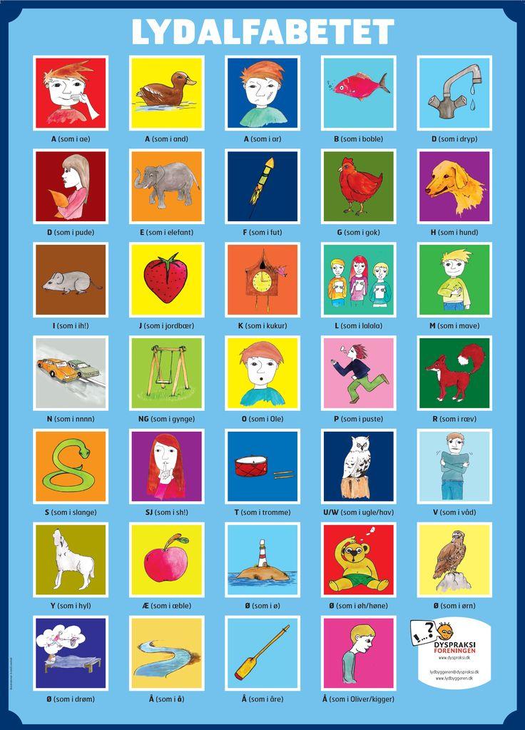 (2015-02) Lydalfabetets nye plakat