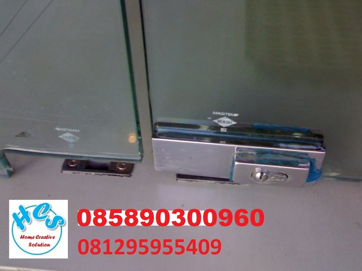 jasa service kunci pintu kaca murah 081295955409 jakarta depok bogor bekasi kemang