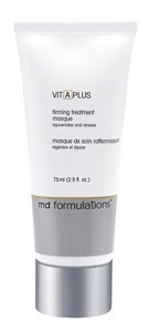 md formulations Vit-A-Plus Firming Treatment Masque 75ml