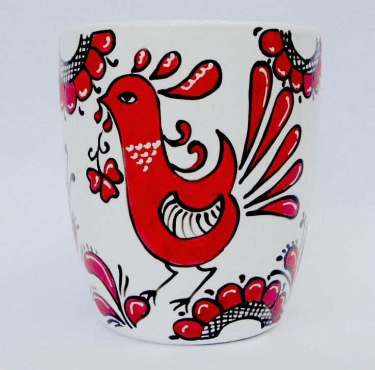 """Cani+motive+traditionale+""""Roosters"""""""