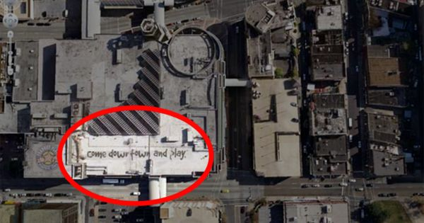 Some Strange Things Have Been Found In Google Maps...And Here Are The 27 Creepiest.