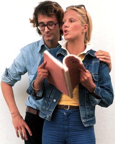 Xavier Gélin et Sylvie
