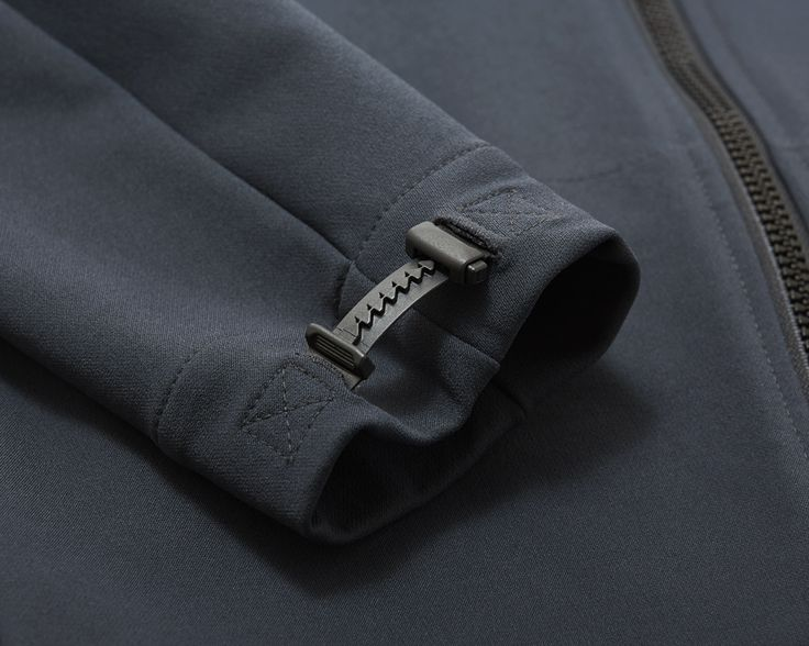 Outlier - Heavyweight Freeshell (flat, cuff detail)