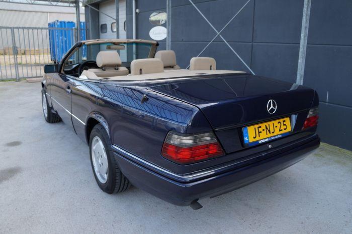 Mercedes E200 cabriolet - 1994