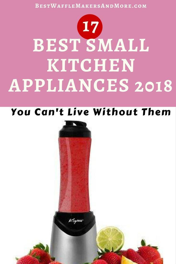 24 best Best Small Kitchen Appliances images on Pinterest ...