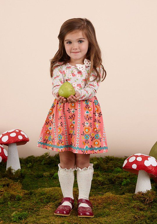 Matilda Jane ring of Flowers dress. Fall 2016 Once upon a time
