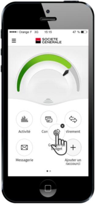 L'application mobile Société Générale s'enrichit de nouvelles fonctionnalités