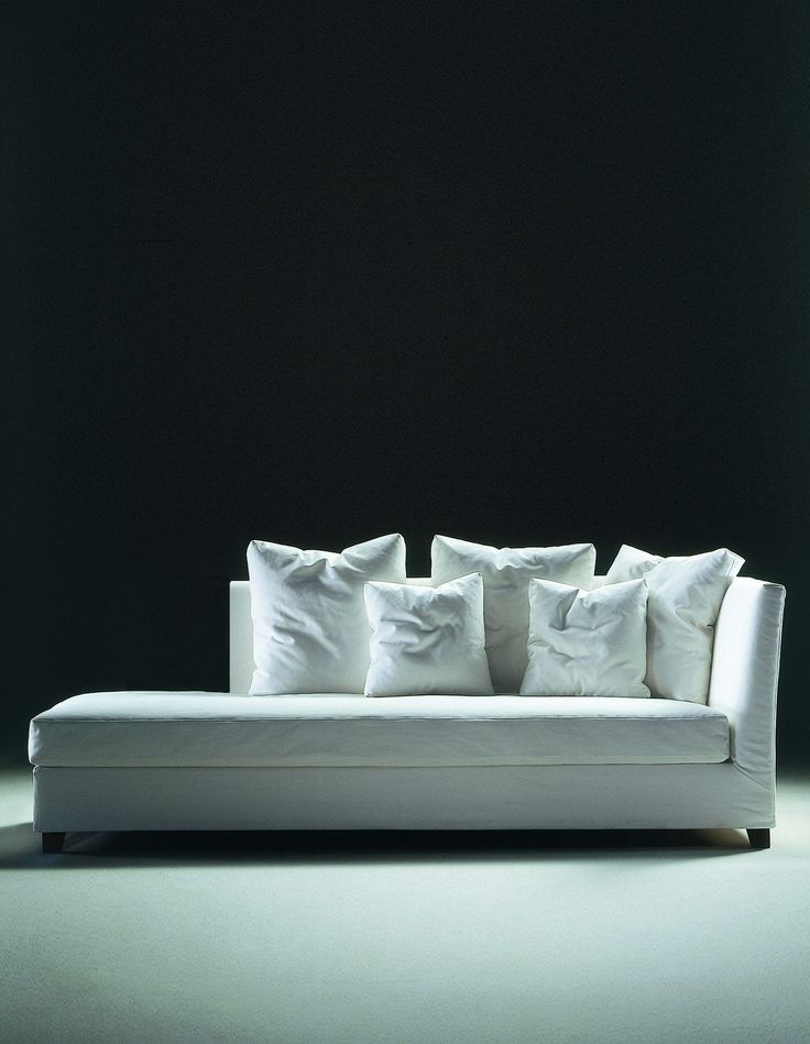 Flexform Victor Chaise Longue - modern - day beds and chaises - Switch Modern : daybeds and chaises - Sectionals, Sofas & Couches