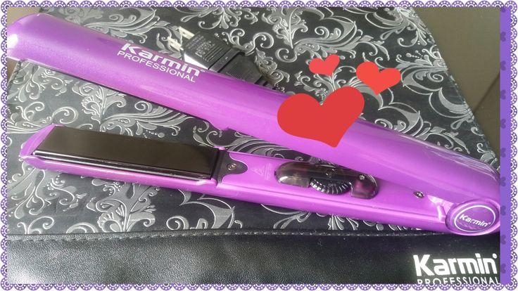 Características y Funciones de una Plancha de Pelo│ Karmin G3 Salon Pro