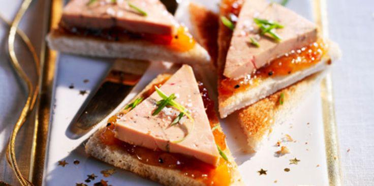 Foie gras cru au sel de Guérande
