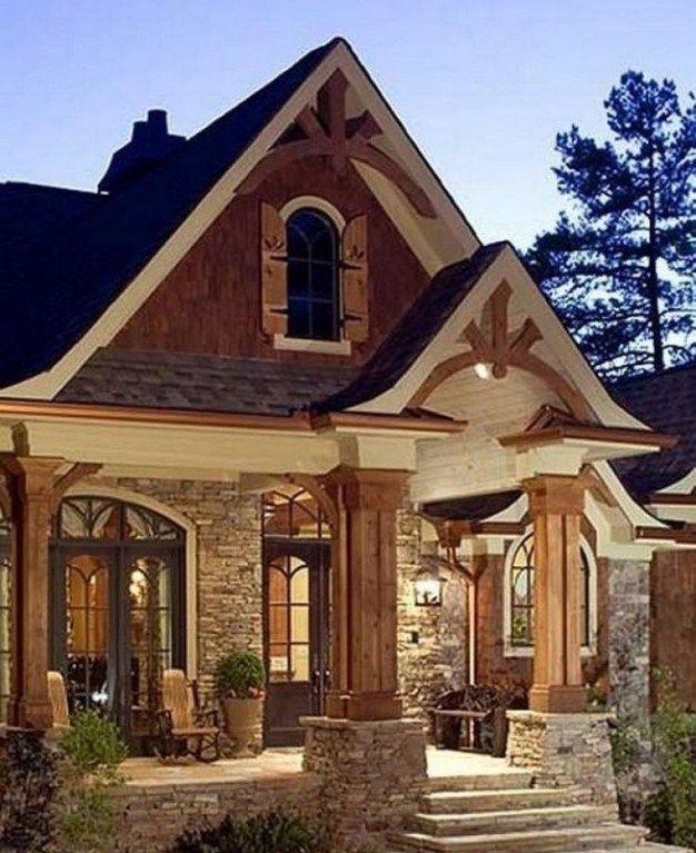 12 Wonderful Cottage House Exterior Ideas