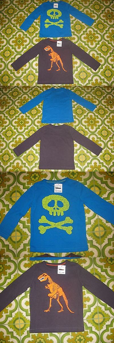 Baby Boys Clothing And Accessories: Mini Boden Boys New Lot Of 2 Superstitch Long Sleeve Cotton Shirts Size 2 3 Year -> BUY IT NOW ONLY: $34.95 on eBay!