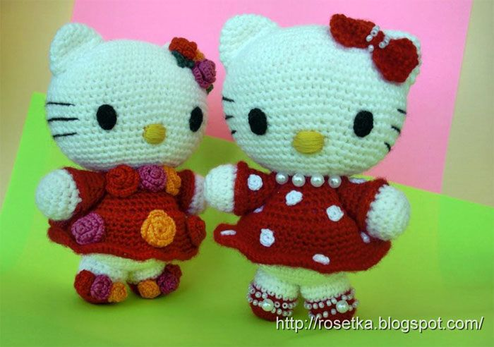 Hello Kitty Amigurumi Picasa : 17 Best images about Amigurumi Hello Kitty on Pinterest ...
