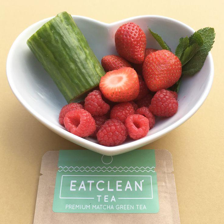 Minty Matcha Mojito Mocktail #Food POST by Elite Member @lyliarose  FEAT @EatCleanTea #fdblogger #SummerOfMatcha #recipe