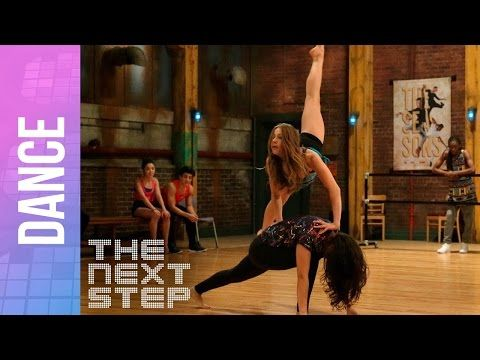 """The Next Step - Extended Amy & Sloane """"Live and Learn"""" Duet (Season 4) - YouTube"""