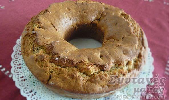 Κέικ μήλου νηστίσιμο