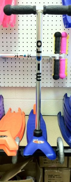 Kickboard USA Recalls Children's Scooter Due to Laceration Hazard